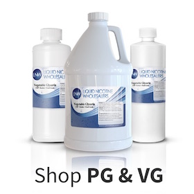 Buy Propylene Glycol & Vegetable Glycerin