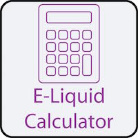 Ejuice calculator