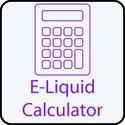 Liquid nicotine calculator